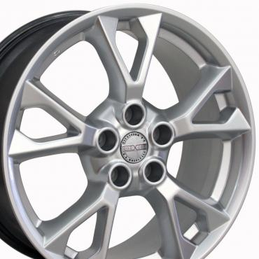 "18"" Fits Nissan - Maxima Wheel - Hyper Silver 18x8"