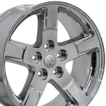 "20"" Fits Dodge - Ram Wheel - Chrome 20x9"