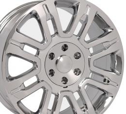 "20"" Wheel fits Ford Expedition - Chrome 20x8.5"