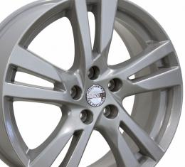"18"" Fits Nissan - Altima Wheel - Silver 18x7.5"