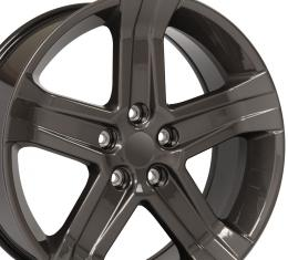 "22"" Fits Dodge - 1500 Wheel - Gunmetal 22x9"