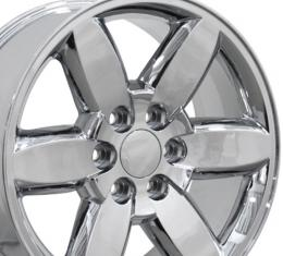 "20"" Fits GMC - Yukon Wheel - Chrome 20x8.5"