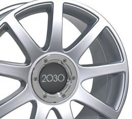 """18"""" Fits Audi - RS4 Wheel - Silver 18x8"""