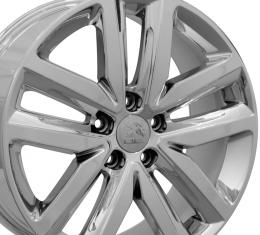 "18"" Fits VW Volkswagen - Jetta Wheel - PVD Chrome 18x7.5"