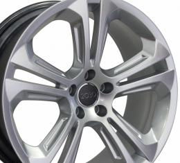 "20"" Fits Audi - Q5 Wheel - Hyper Silver 20x8.5"