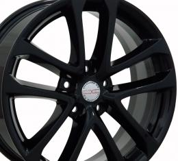 "18"" Fits Nissan - Altima Wheel - Black 18x7.5"