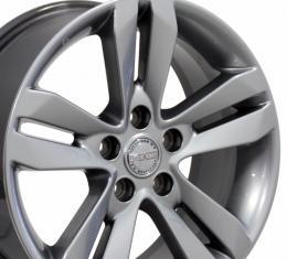 "17"" Fits Nissan - Altima Wheel - Hyper Silver 17x7.5"