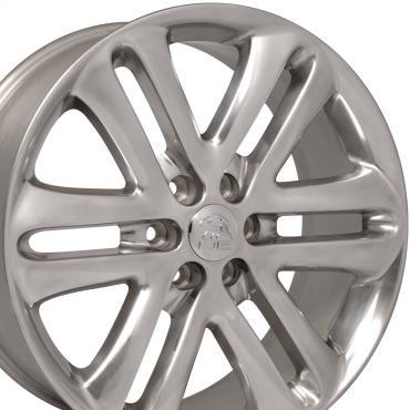 "22"" Fits Ford - F150 Wheel - Polished 22x9"