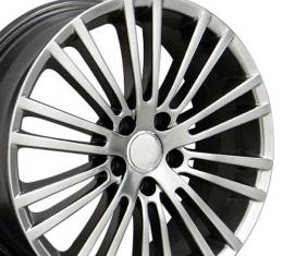 "18"" Fits VW Volkswagen - Wheel - Hyper Black 18x7.5"