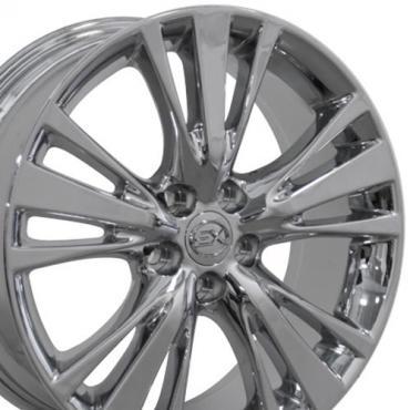 """19"""" Fits Lexus - RX 350/RX 450H Wheel - Chrome 19x7.5"""