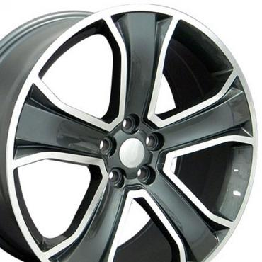 "20"" Fits Land Rover - Range Rover Wheel - Gunmetal 20x9.5"