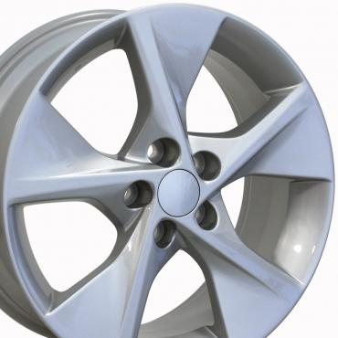 """18"""" Fits Toyota - Camry Wheel - Silver 18x7.5"""