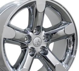 "20"" Fits Dodge - Ram 1500 Wheel - Chrome 20x9"