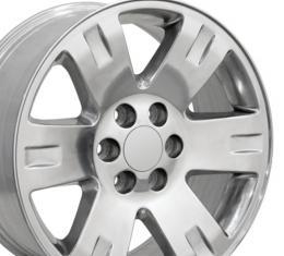"20"" Fits GMC - Yukon Wheel - Polished 20x8.5"