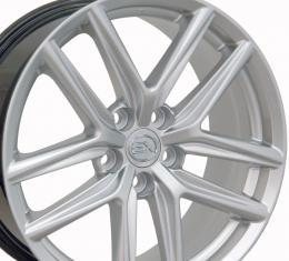 """18"""" Fits Lexus - IS Wheel - Hyper Silver 18x8"""