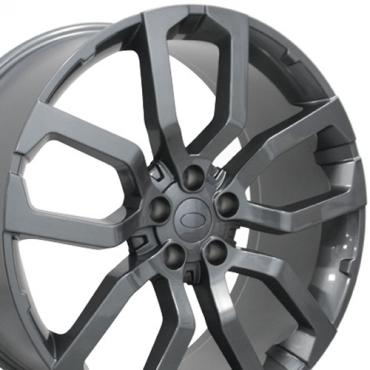 "22"" Fits Land Rover - Range Rover Wheel - Gunmetal 22x10"
