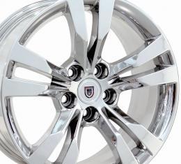"18"" Cadillac CTS Wheel Replica - Chrome 18x9.5"