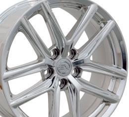 """18"""" Lexus IS Wheel Replica - Chrome 18x8"""
