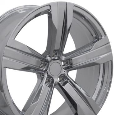 "20"" Fits Chevrolet - Camaro ZL1 Wheel - Chrome 20x9.5"