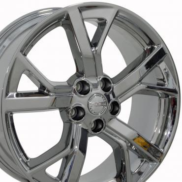 "19"" Fits Nissan - Maxima Wheel - PVD Chrome 19x8"