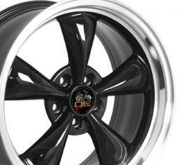 "18"" Fits Ford - Mustang Bullitt Wheel - Black 18x9"