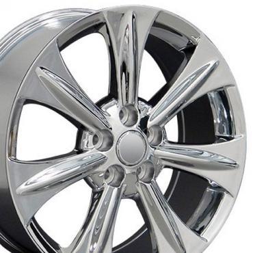 "18"" Fits Lexus - RX Wheel - Chrome 18x7"