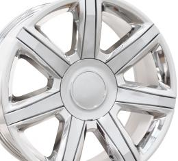 "22"" Cadillac Escalade Wheel Replica - Chrome 22x9"