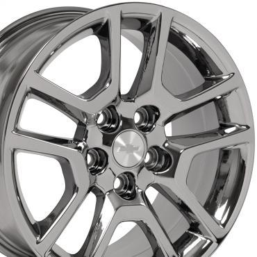 "17"" Chevrolet Malibu Factory Original Wheel - PVD Chrome 17x8"