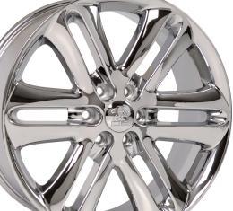 "22"" Fits Ford - F150 Wheel - Chrome 22x9"