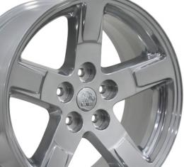 "20"" Fits Dodge - Ram Wheel - Polished 20x9"