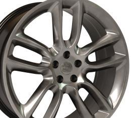 "22"" Fits Ford - Edge Wheel - Hyper Black 22x9"