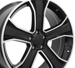"22"" Fits Land Rover - Range Rover Wheel - Black 22x9.5"
