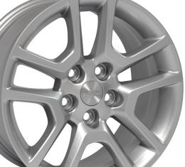 "17"" Chevrolet Malibu Factory Original Wheel - Silver 17x8"