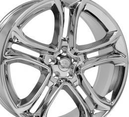 "22"" Fits Ford - Edge Wheel - Chrome 22x9"
