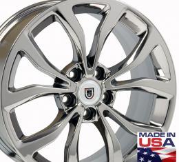 "18"" Fits Cadillac - ATS Wheel - PVD Chrome 18x8"