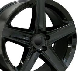 "20"" Fits Jeep - Grand Cherokee Wheel - Black 20x9"