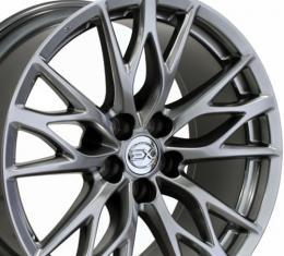 """19"""" Fits Lexus - IS-F Wheel - Hyper Silver 19x9"""