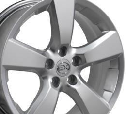 "18"" Fits Lexus - RX 330/RX 350 Wheel - Hyper Silver 18x7"