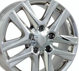 "20"" Fits Lexus - LX 570 Wheel - PVD Chrome 20x8.5"