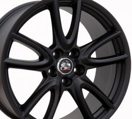 """19"""" Fits Ford - Mustang Wheel - Matte Black 19x10"""