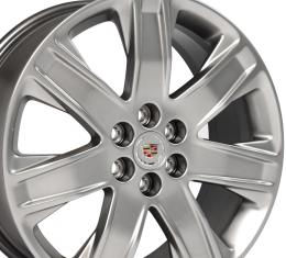 "20"" Factory Original Wheel fits Cadillac SRX - Silver 20x8"