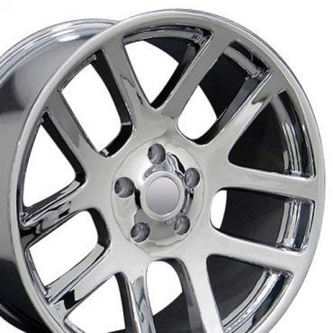 "22"" Fits Dodge - Ram SRT Wheel - Chrome 22x10"