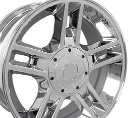 """20"""" Fits Ford - F-150 Harley Wheel - Chrome 20x9"""