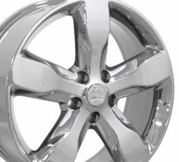 "20"" Fits Jeep - Grand Cherokee OEM Wheel - Chrome 20x8"