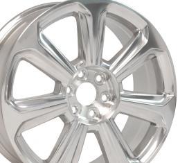 "20"" Cadillac SRX OEM Wheel - Polished 20x8"