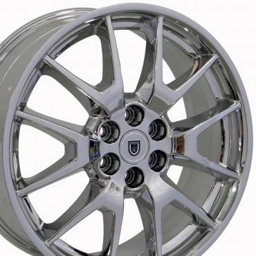 "20"" Fits Cadillac - SRX Wheel - PVD Chrome 20x8"