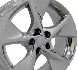 "18"" Fits Toyota - Camry Wheel - PVD Chrome 18x7.5"