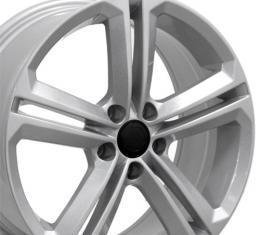 "18"" Fits VW Volkswagen - CC Wheel - Silver 18x8"