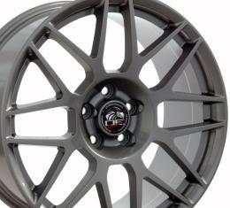 "19"" Fits Ford - Mustang Wheel - Gunmetal 19x10"