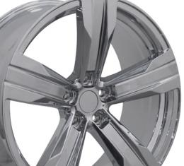 "20"" Fits Chevrolet - Camaro ZL1 Wheel - Chrome 20x8.5"